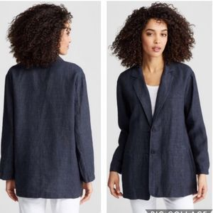 Eileen Fisher Delave Oversized Jacket